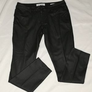 Kenneth Cole Reaction Black Jegging Pant Trousers